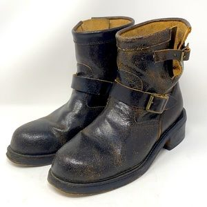 Junya Watanabe COMME des GARCONS Cracked Boots